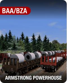 BAA/BZA Wagon Pack