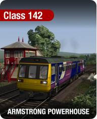 Class 142 Diesel Multiple Unit Pack