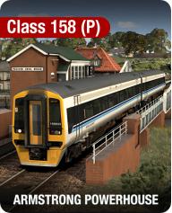 Class 158 (Perkins) Enhancement Pack