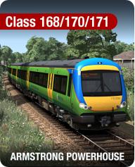 Class 168/170/171 Enhancement Pack