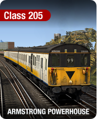 Class 205 Diesel Electric Multiple Unit Pack