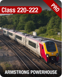 Class 220/221/222 Sound Pack (Pro)