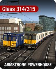 Class 314/315 Electric Multiple Unit Pack