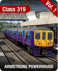 Class 319 Electric Multiple Unit Pack Vol. 1
