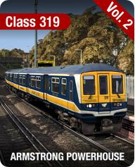 Class 319 Electric Multiple Unit Pack Vol. 2