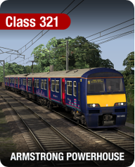 Class 321 Electric Multiple Unit Pack