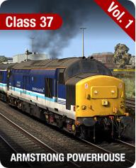 Class 37 Locomotive Pack Vol. 1