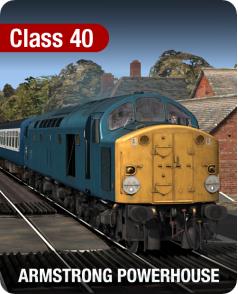 Class 40 Locomotive Pack