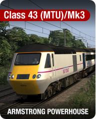 Class 43 (MTU)/Mk3 Enhancement Pack