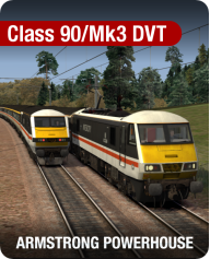 Class 90/Mk3 DVT Pack