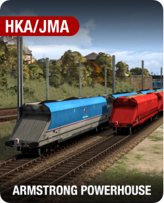 HKA/JMA Wagon Pack
