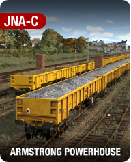 JNA-C Wagon Pack