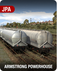 JPA Wagon Pack