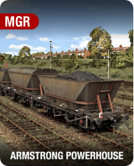 MGR Wagon Pack