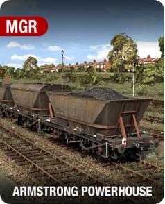 MGR Wagon Pack