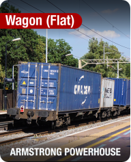 Wagon (Flat) Sound Pack