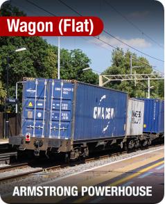 Wagon (Flat) Sound Pack