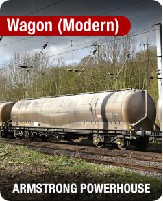 Wagon (Modern) Sound Pack