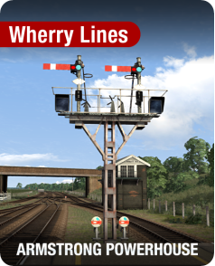 Wherry Lines: Norwich to Great Yarmouth & Lowestoft Route